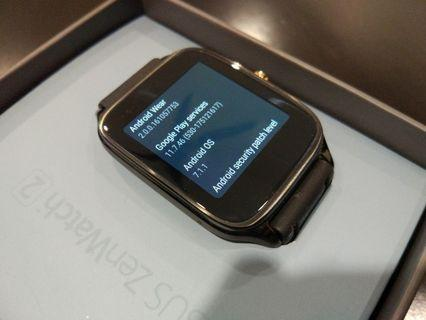 Asus Zenwatch 2 WI501Q Android Wear OS Gunmetal