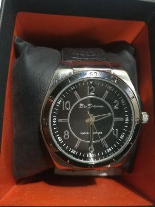 New and Original Ben Sherman watch