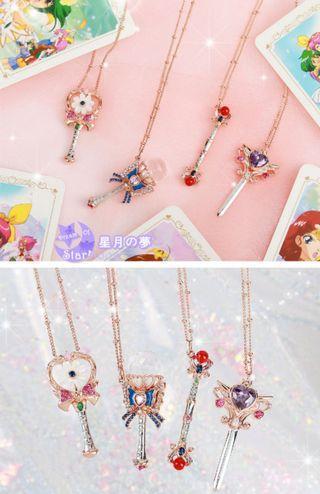 【預訂】婚紗小天使韓國Clue飾物系列Part 2 手飾 頸鍊 美少女戰士 Sailor Moon