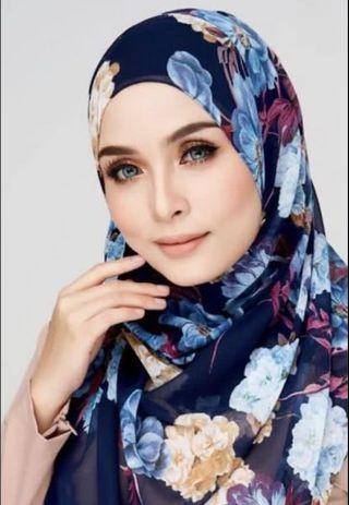Clearing Daphne Long Shawl by Imaan Boutique
