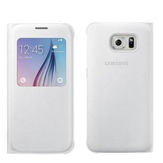 Samsung GALAXY S6 S View Cover EF-CG920 原廠透視感應皮套,適合: G9200, G9208, G920F, G920I