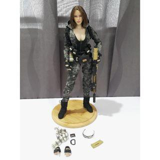 1/6 VeryCool Action Female Figure