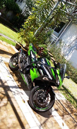 Kawasaki Ninja Special Edition LTD 2017 Greenlight