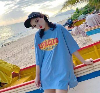 Korean stlye oversized t-shirt