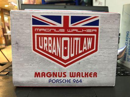 2019 Hot Wheels RLC Urban Outlaw Porsche 964 Magnus Walker Limited