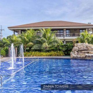 1BR unit sale at Zinnia Towers with 36sqm Ready for Occupancy in Quezon City