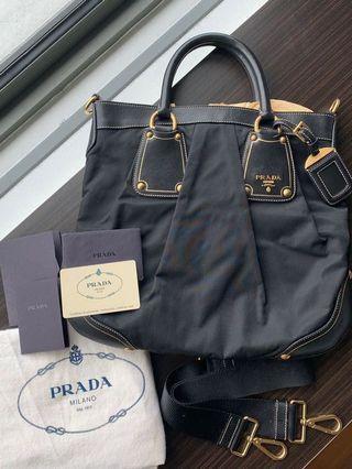 Prada Nylon Bag (New)