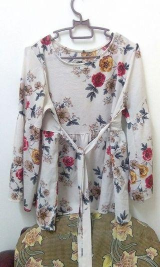 Floral Top Blouse