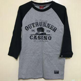 🚚 Outrunner 棒球Tee