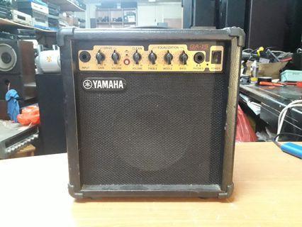 Ku yamaha guitar amp