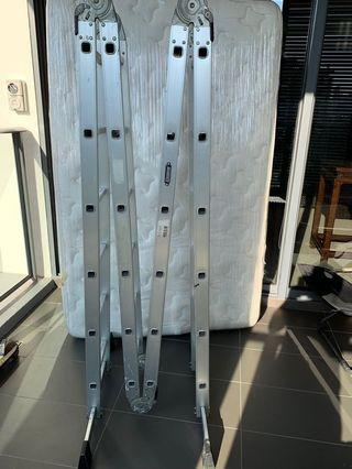 6.5m foldable ladder