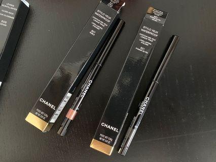Chanel waterproof long lasting Eyeliner 眼線筆