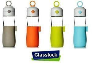 Glasslock Greena Glass Bottle