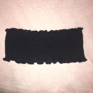 Black Tube Top