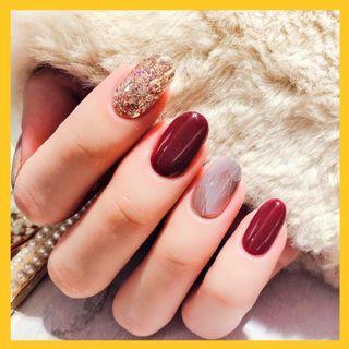 Classic Gel Manicure + Nail Art