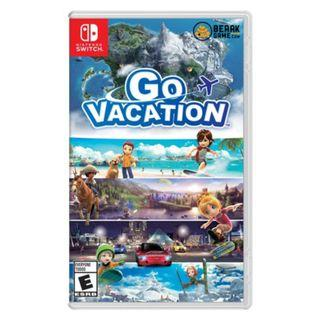 Nintendo Switch Go Vacation euro