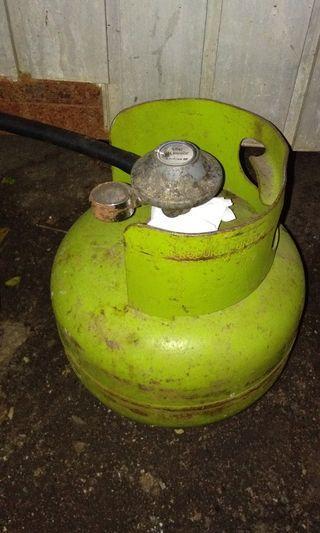 #bapau tabung gas