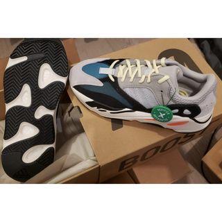 [StockX認證] Yeezy Boost 700 Wave Runner Solid Grey US 10