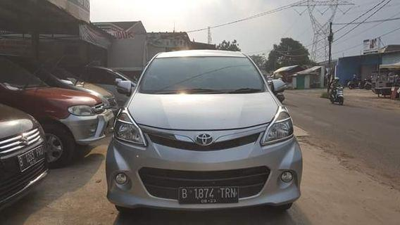 Avanza Veloz 1.5 AT 2013 Airbag DP 10jt