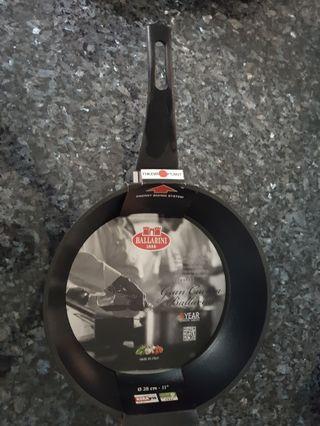 Ballarini 28cm Non-Stick Deep Frying Pan