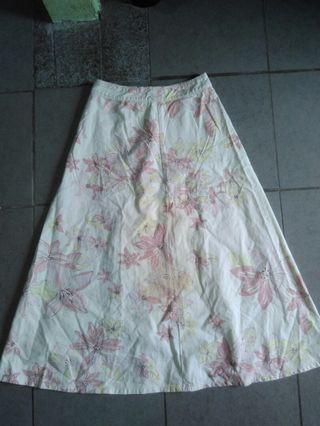 Skirt semi jins