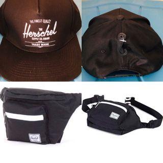 Herschel Cap and Hip Pack Brand New