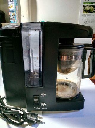 電動咖啡機