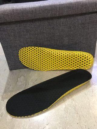 🚚 Insole- Full length insoles with Breathable mesh