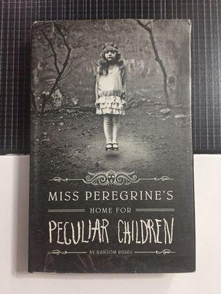 Miss Peregrine's Home for Peculiar Children - Hardbound (Used)