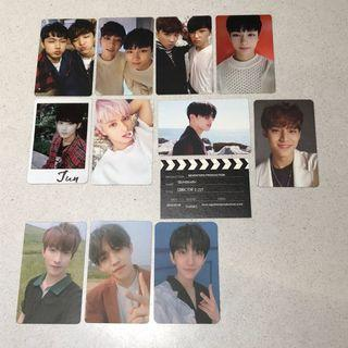 Seventeen Photocards Clearance
