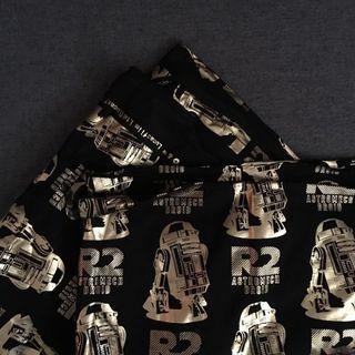 Star Wars Cloth - R2D2 Gold