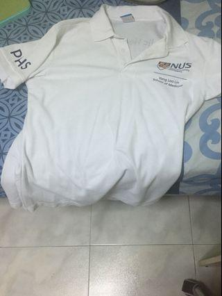 NUS Medicine Public Health Service Shirt