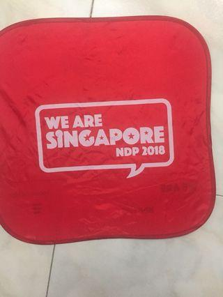 Portable Manual Fan - limited edition NDP 2018