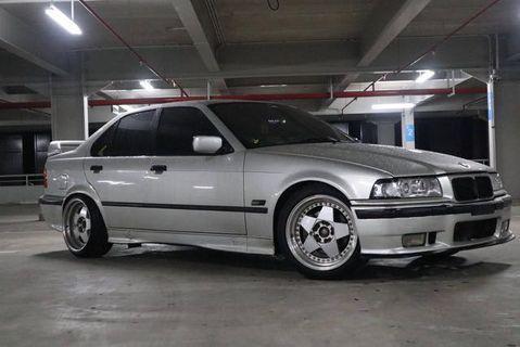 BMW e36 323i 1996