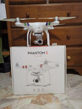 🚚 DJI Phantom 3 Standard