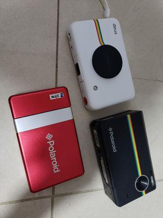 Polaroid 即影即有相機