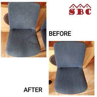 Chairs, sofa, mattress, carpet cleaning services