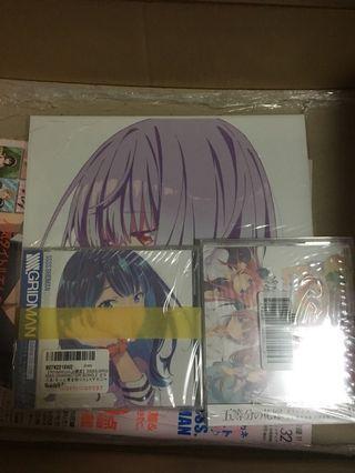 SSSS.Gridman Character Song Vol 2 CD