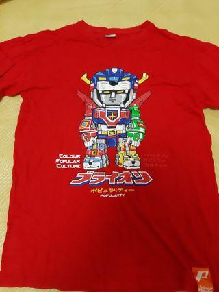 🚚 金剛戰士tshirt~L號