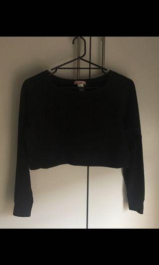 Supré long sleeve crop