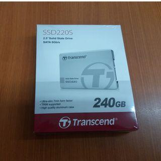 """Special Promo For Transcend 2.5"""" & M.2 SSD while stock last!"""