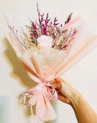 🌹日本保鮮花玫瑰小花束 生日求婚周年紀念情人節婚禮禮物 JAPAN PRESERVED ROSE FLOWERS MINI BOUQUET VALENTINES MOTHER'S DAY GIFTSo