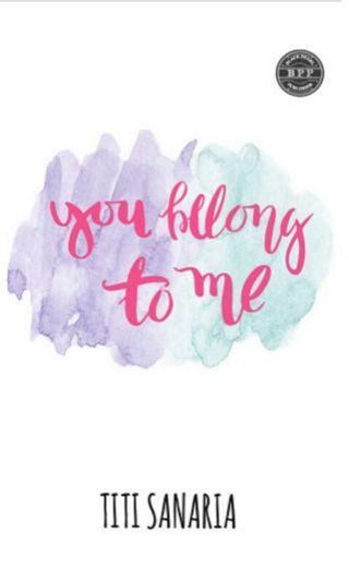Ebook you belong to me by titi sanaria
