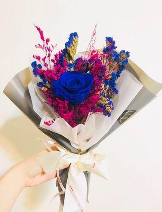 🌹日本保鮮花玫瑰小花束 周年紀念情人節求婚婚禮母親節禮物 JAPAN PRESERVED ROSE FLOWERS MINI BOUQUET VALENTINES BIRTHDAY WEDDING  MOTHER'S DAY GIFTSo