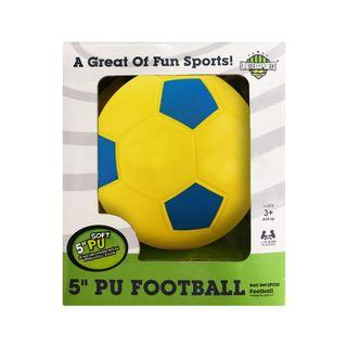 5-inch Pu Soccer/Football for Toddlers