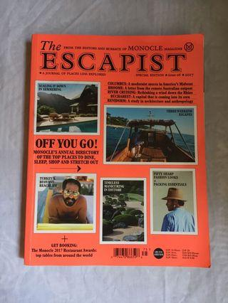 Monocle - The Escapist - Issue 06 (2017)