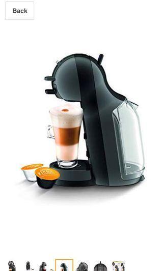 Dolce Gusto mini me Nescafé 雀巢咖啡機 日版