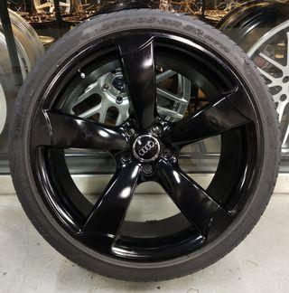 """20"""" Audi RS5 replica rim with Pirelli Pzero used tyre"""