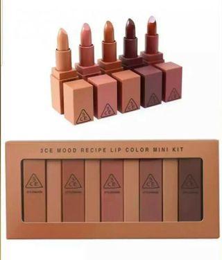 #BAPAU || Lipstik 3ce Mini
