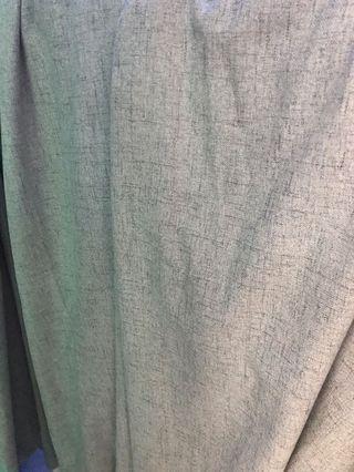 窗簾 (全新) 108x 72 吋